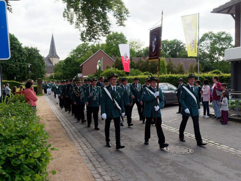 Schützenfestsamstag